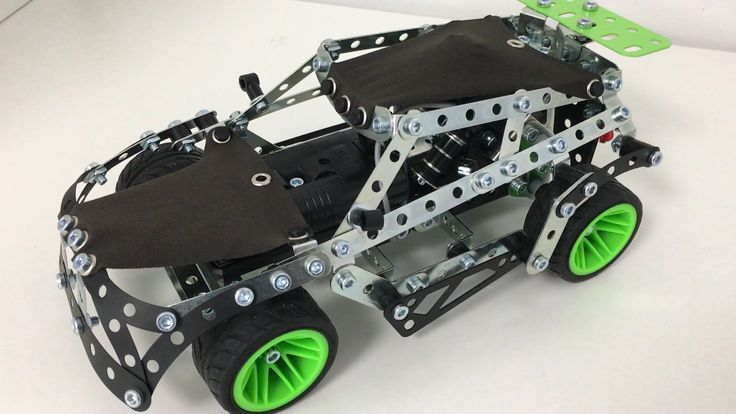 Meccano Rallye 25 modèles motorisés - Fiche produit http://www.touslesprix.com/comparer/fiche1528764.html