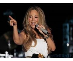 Mariah Carey Tickets for 23rd Feb at Dubai Jazz Festival at Media City