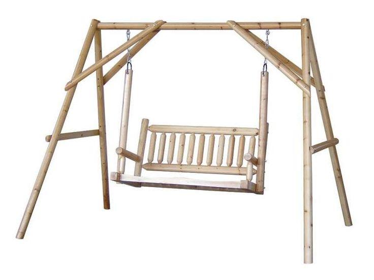 Dondoli in legno fai da te  (Foto 25/40)   Donna