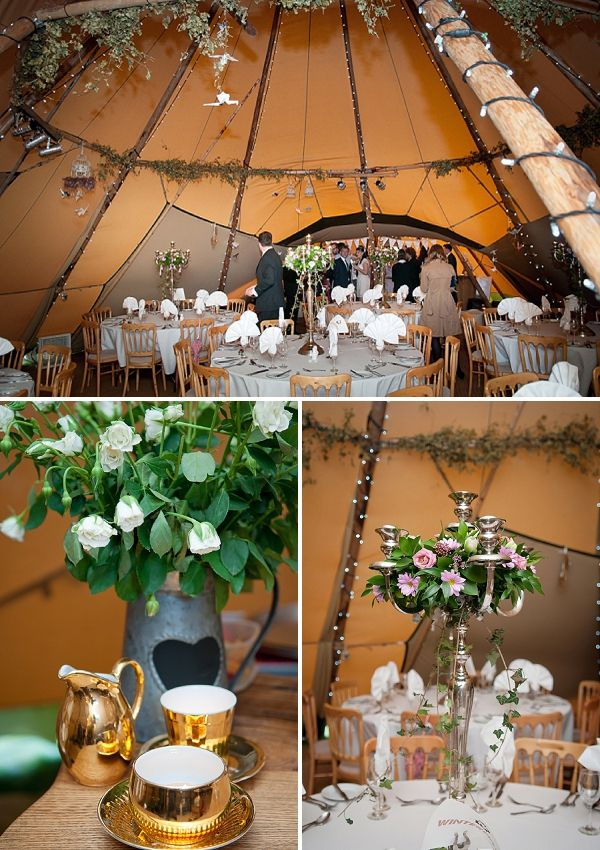 tipi teepee wedding decor image by http://www.sarareeve.com/