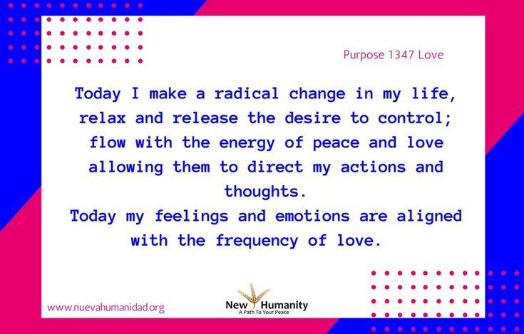 Purpose 1347 Love