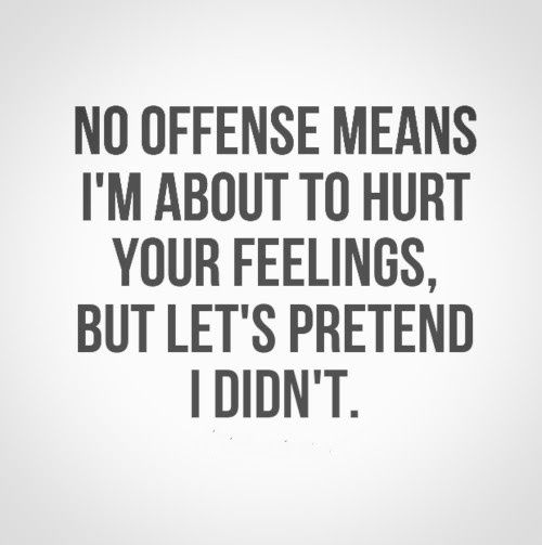 no hurt feelings quotes relationship
