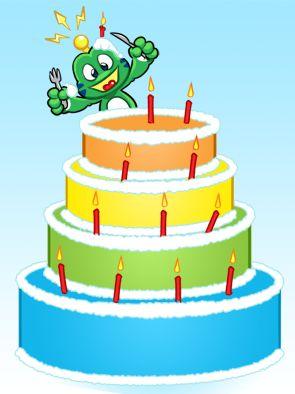 Signal's birthday #Geocaching