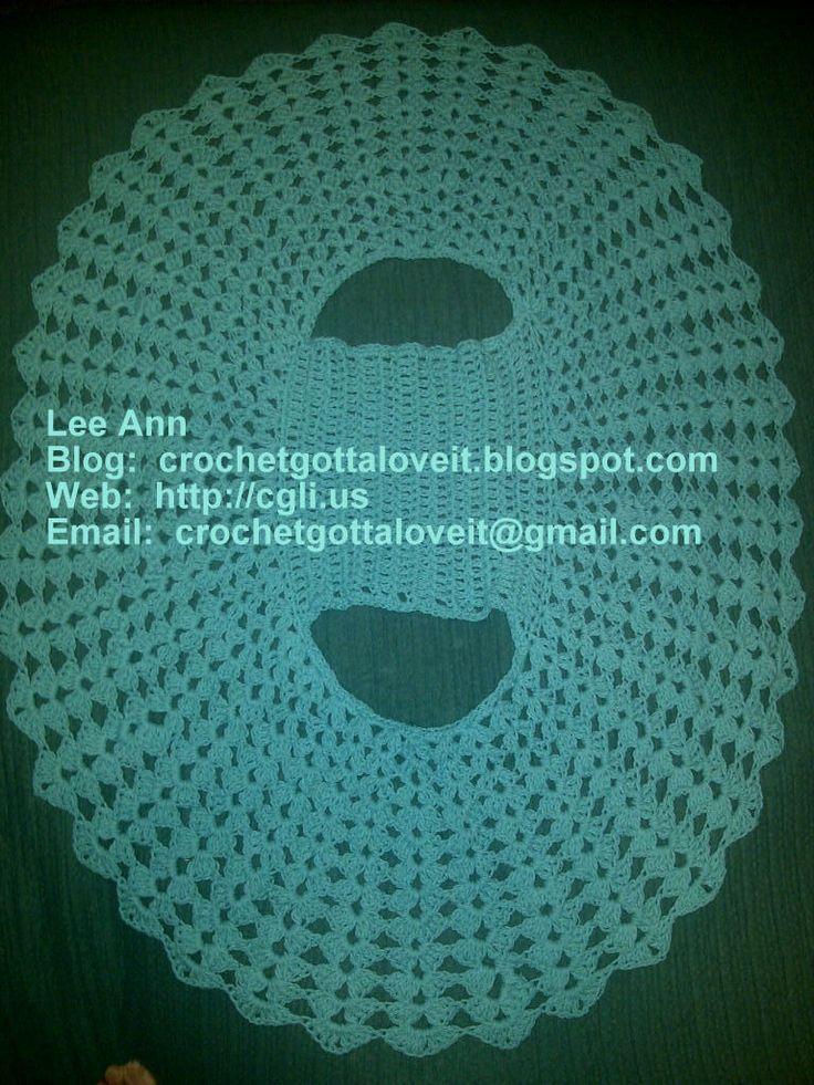 Thread Crochet Bolero Patterns Patterns Kid