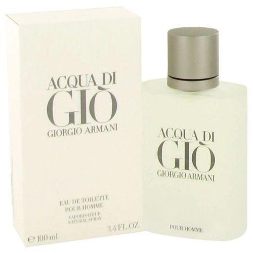 Acqua Di Gio by Giorgio Armani Cologne Men edt 3.4 oz NEW IN BOX #GiorgioArmani