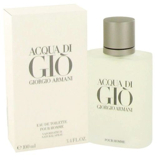 Acqua Di Gio by Giorgio Armani Cologne Men edt 3.4 oz NEW IN BOX #GiorgioArmani