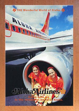 Aloha Airlines Hawaii