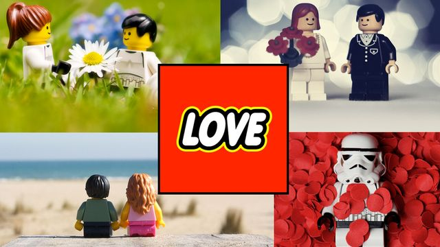 Find Some Hot Bricking Love at This Dating Site For Lego Lovers