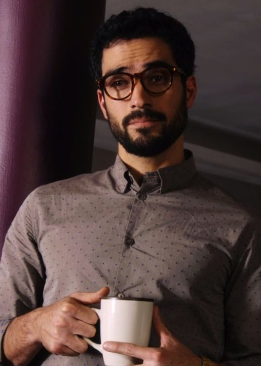 Alfonso Herrera in Sense8