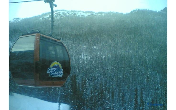 Gondola - Sunshine Village - Banff - Canada