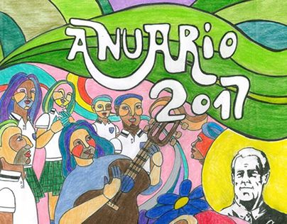 """Check out new work on my @Behance portfolio: """"Anuario ISC 2017"""" http://be.net/gallery/63214115/Anuario-ISC-2017"""