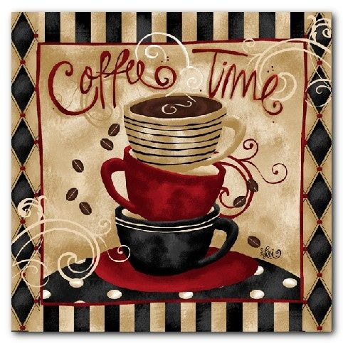 Coffee Cup Kitchen Decor | visit images search yahoo com