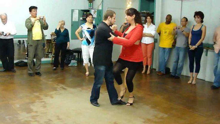 "Argentine Tango ""Ganchos"" Workshop with Ilona Glinarsky and Vladimir Est..."