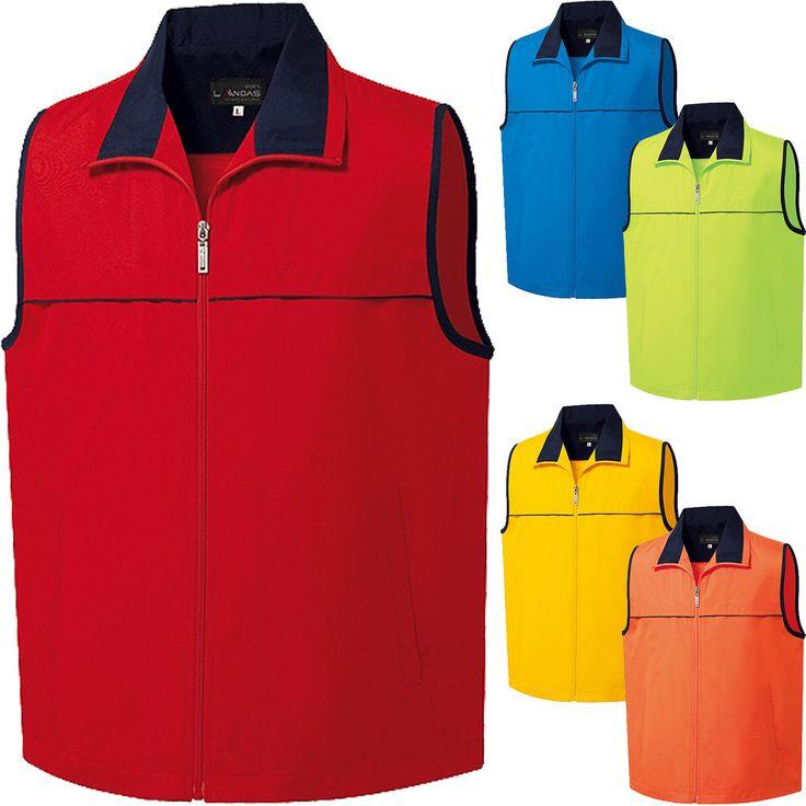 Men Women Multi Pockets Vest Windproof Travel Work Fishing Hunting Outdoor Vests #hellobincom