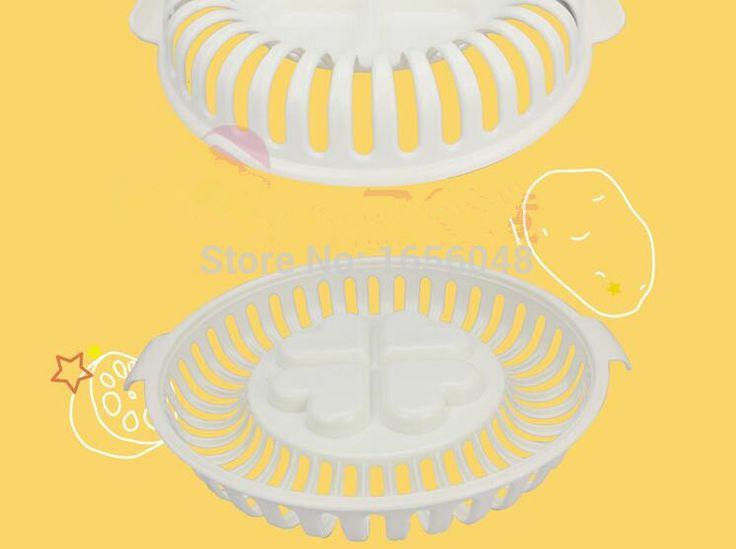 1 unids Inicio Cocina Estante Horno de Microondas de Apple de la Patata Crujiente Chip Slicer Hacedor DIY Herramienta de Envío de La Gota en Desfibradoras y máquinas de cortar de Hogar y Jardín en AliExpress.com | Alibaba Group