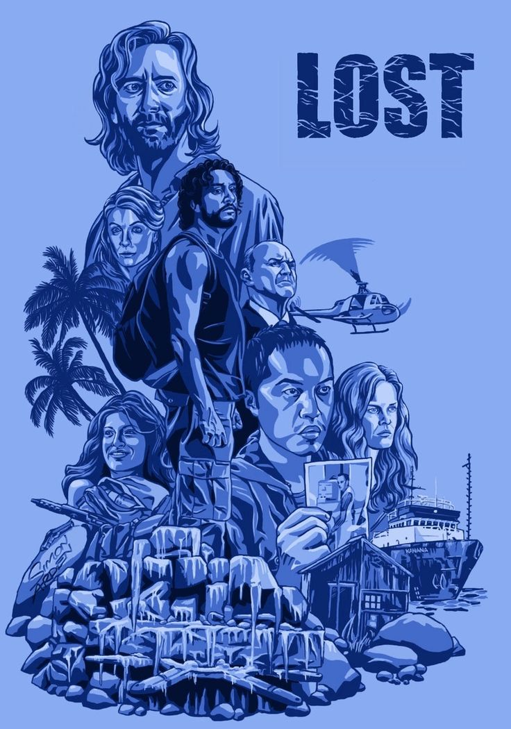 Lost Season 4: the season I am currently watching