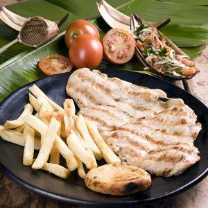 Platos a la carta y gran variedad de sopas y platos tipicos. Visita el Restaurante La Fogata Sutamarchan a tan solo 10 minutos de Villa de Leyva.