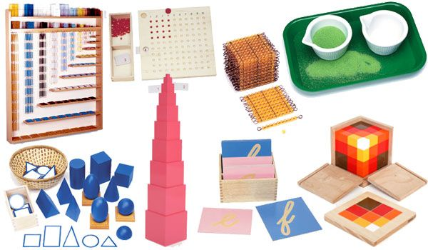 Des livres, des sites, des blogs pour mettre en place la pédagogie Montessori en classe ou à la maison! -