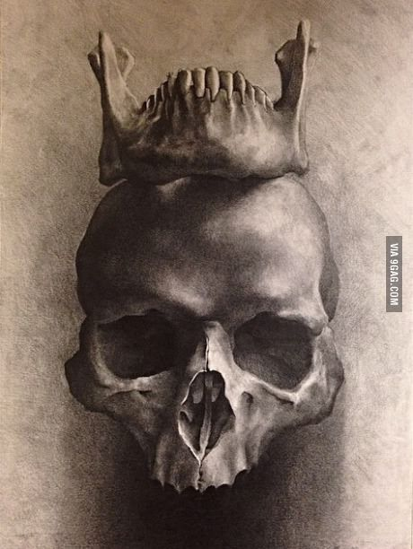 Human Jaw Tattoo: 1274 Best Images About Skulls...my Obsession On Pinterest