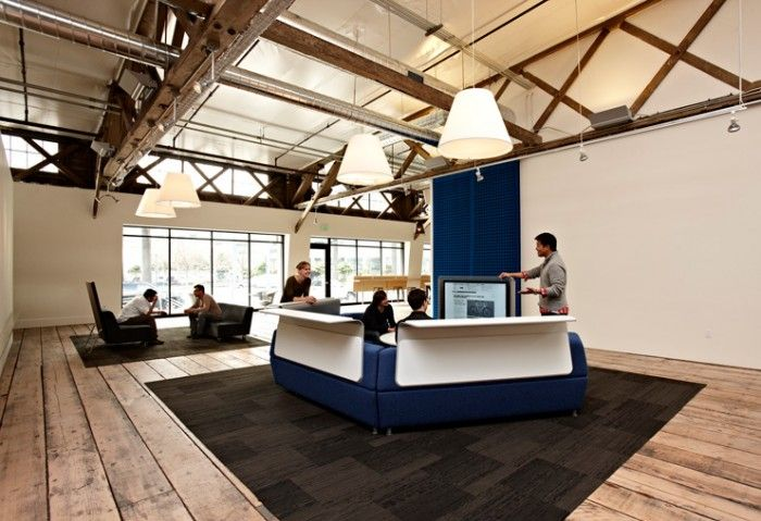 IDEO SF HQ meeting space