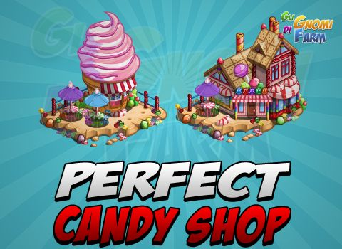Perfect Candy Shop