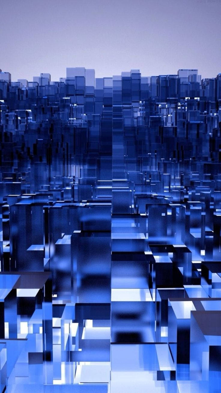 Abstract Fantasy Dimensional 3d Dimensions Cube Art iPhone ...