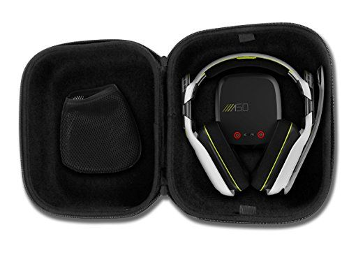 FarCry 5 Gamer  #CASEMATIX #Protective #Gaming #Headset #Travel #Case #Bag – #Fits #ASTRO #Gaming #A50 , #A40 #TR , #Halo #A50 and #Microphone with #Wired or #Wireless #Headphones for #PC #Mac #PS4 and #XBOX   Price:     Portable #Gaming #Headset EVA #Case - Protects #PC , #Mac , #PS4 and #XBOX #Gaming #Headphones from Scratches , Dust and DingsThis discreet #gaming #headset #case comes in all black EVA to discreetly #travel with your valuable #gaming #headset. The larger s