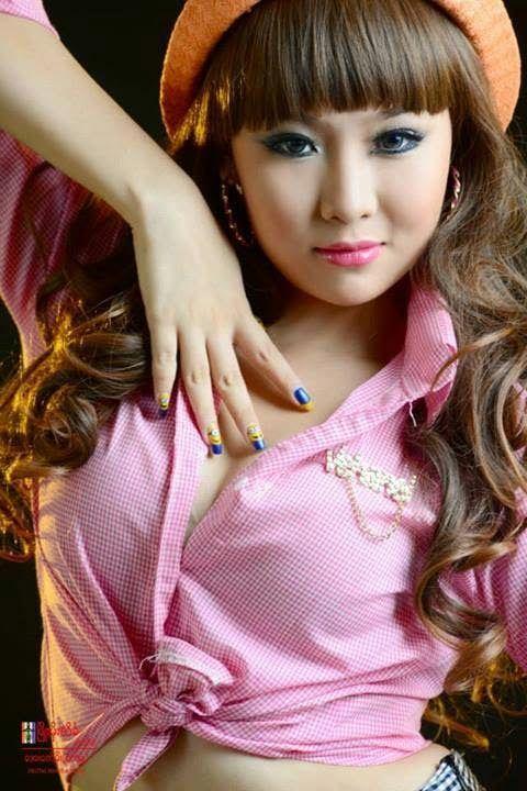 Hot Photo Album Of Myanmar Girl, Thun Sett - Sexy Myanmar -4505