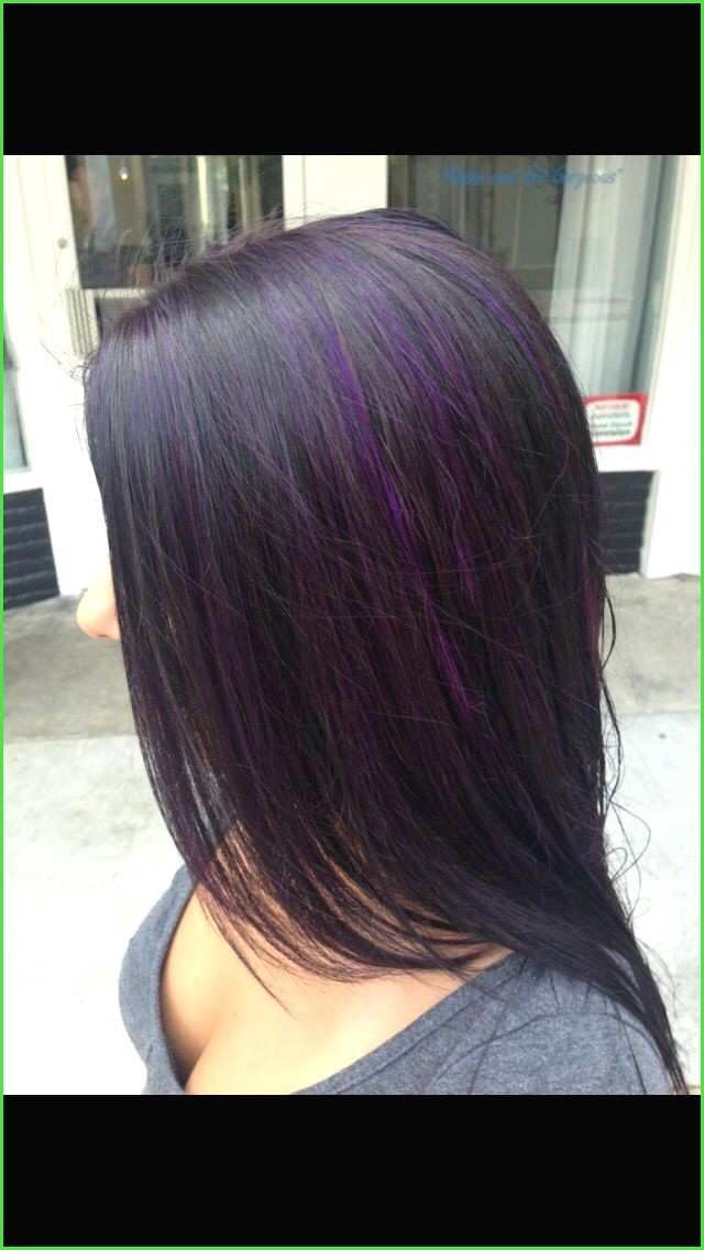 Black Hair Purple Highlights Best 25 Best Ideas About Purple Highlights On Pinterest Myhealthanchor Com Purple Hair Highlights Hair Styles Hair Highlights