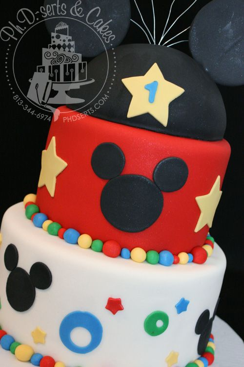 Best  Mickey Mouse Cake Decorations Ideas On Pinterest Mickey - Mickey birthday cake ideas