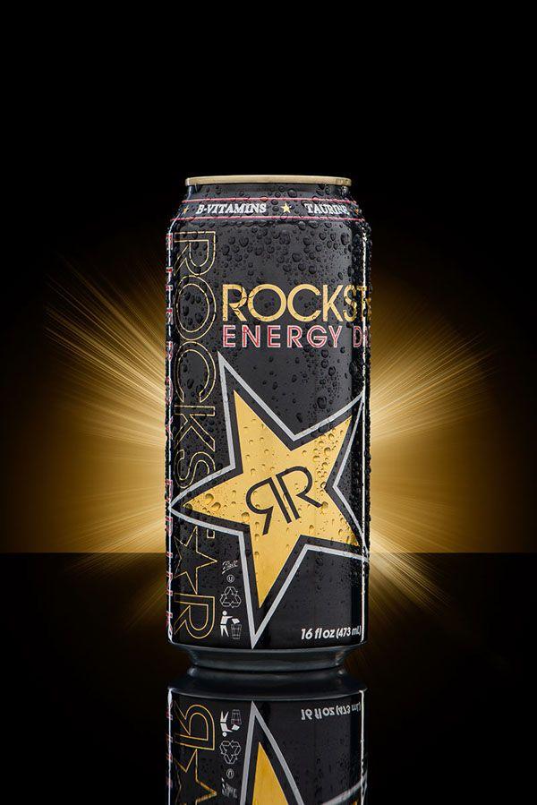 Rockstar Energy on Behance