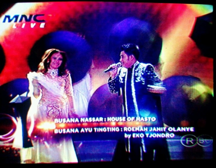 NASSAR @ MNC TV DANGDUT AWARDS