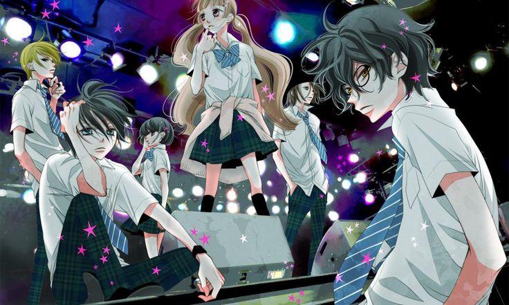 El manga de Fukumenkei Noise tendrá un anuncio importante el 5 de octubre