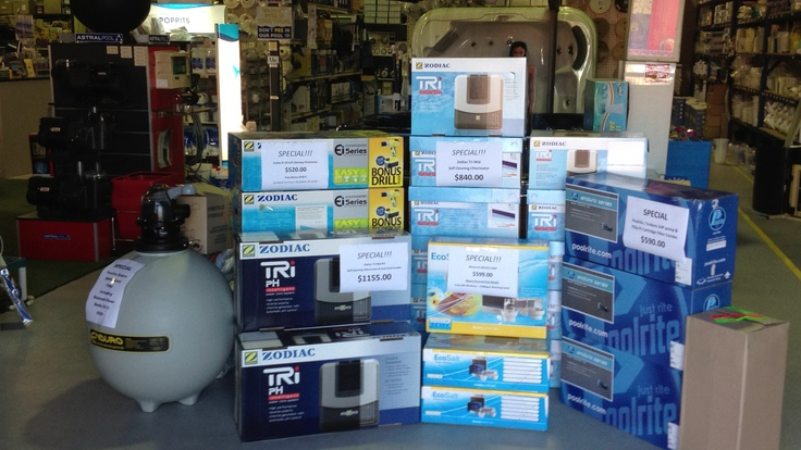 Direct Pool Supplies have a massive warehouse located in Newcastle, Australia. We have a complete range of swimming pool and spa equipment and chemicals. We have been in business since 1995 and the owners have a combined experience of 40 years. We have all the spare parts and technical experience you'll ever need. Call us on this very easy to remember phone number.... 1300 POOL SHOP.