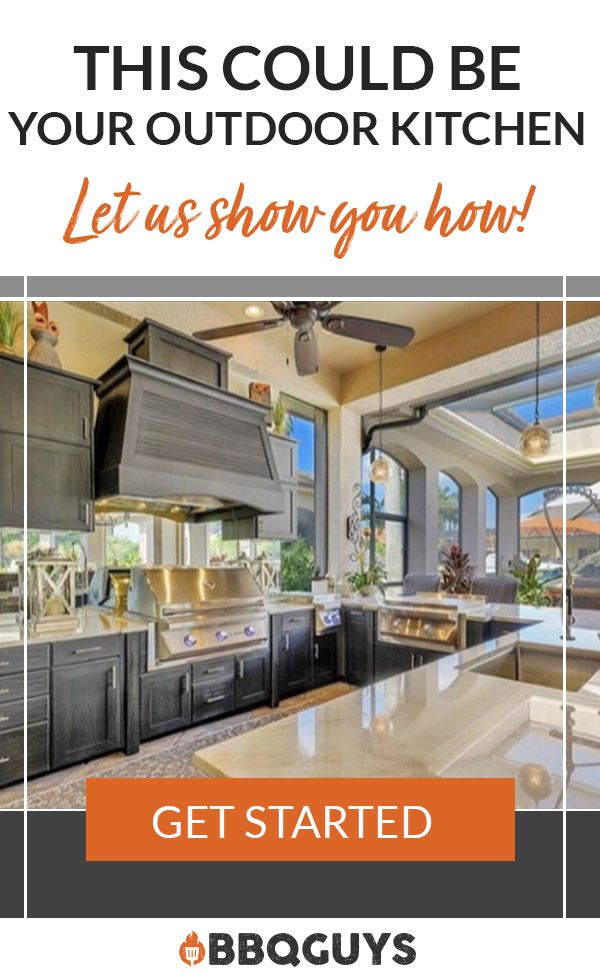 No Matter If You Re A Novice Diy Master Or Contractor We Want To Help You Develop Your Outdoor Ki With Images Kitchen Design Plans Outdoor Kitchen Outdoor Kitchen Plans