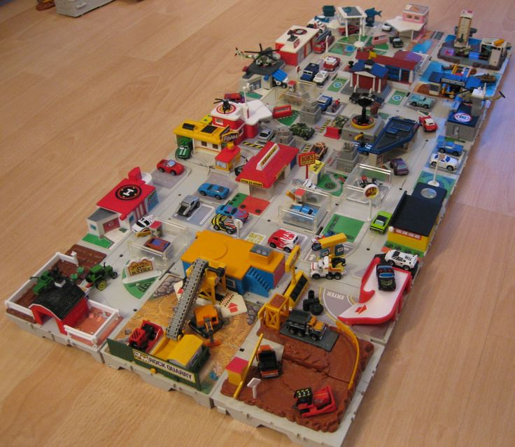 Micro Machines didn't come around until I'd started my second childhood at age 20 or so, about 14 minutes after my first one had ended, but I loved them nonetheless. We bought every travel city playset and then some, and named it Simpleton. My friend Mike was the mayor, then I took over after he left, and made Brian the chief of police. This all matters a lot.