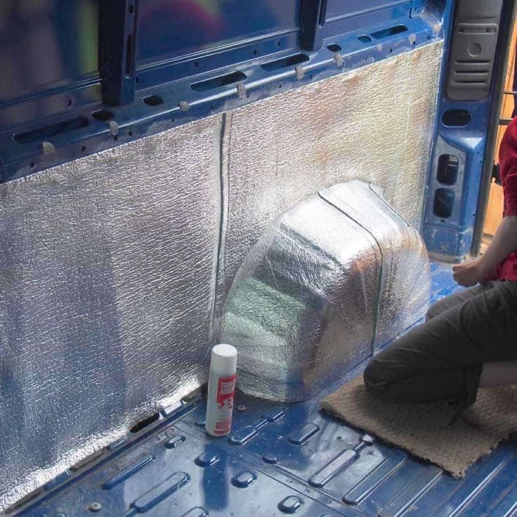 How to insulate a camper van? What's the best insulation to use for camper van conversions? What's the best way to insulate a van? Low-E will guarantee ...
