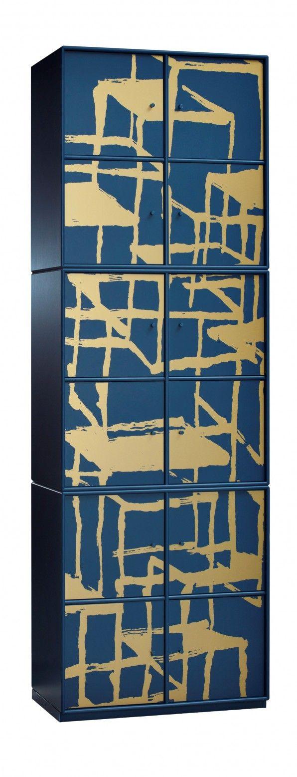 Montana limited edition reol signeret af Peter Lassen #montanafurniture #peterlassen #furniture #møbler #danskdesign