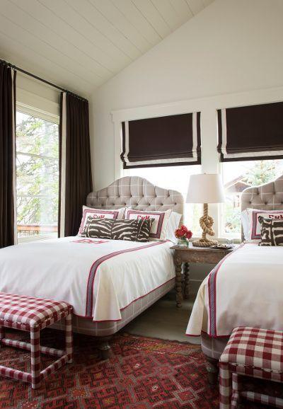 house tourdeer valley design chic