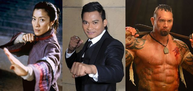 M.A.A.C.   –  YUEN WOO PING To Direct 'Ip Man 3' Spin-Off Starring MAX ZHANG. UPDATE: MICHELLE YEOH, TONY JAA, & DAVE BAUTISTA Joins Cast