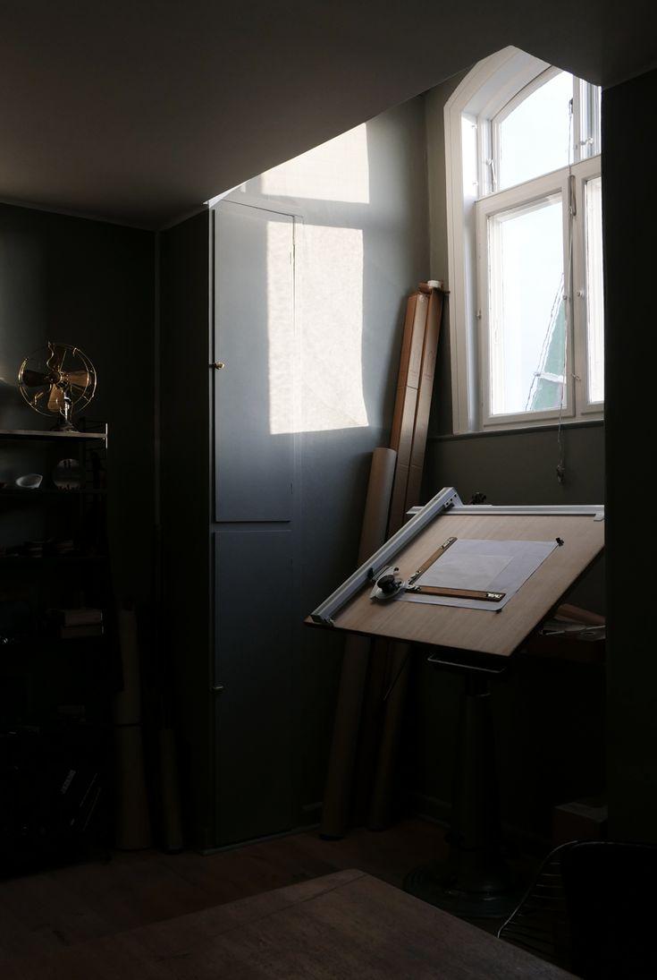 THE INSPIRING STUDIO OF OVERGAARD & DYRMAN - ELISABETH HEIER