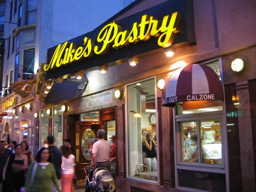 Mike's Pastry - Boston, MA