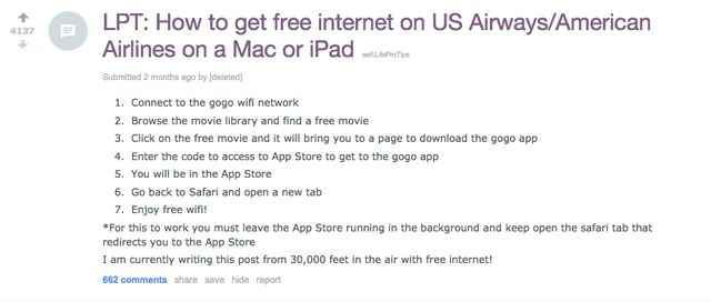 How To Get Free Wi-Fi On Any American Airlines Flight