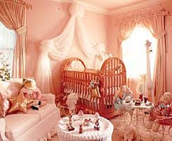 Princess nursery theme