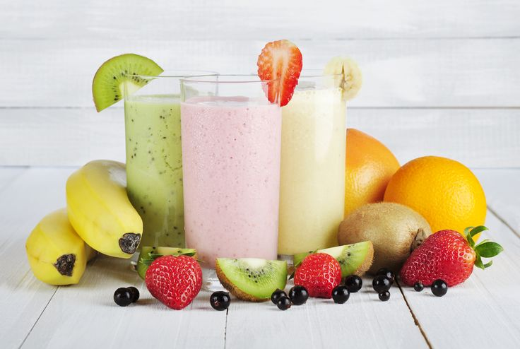 BEAUTY BOOSTING SMOOTHIES
