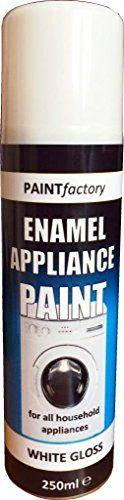 250ml Auto Spray Paint White Gloss Enamel Appliance Paint 1188 Spray Can Household Car Van Bike Aerosol Paint (1 Pack) #Auto #Spray #Paint #White #Gloss #Enamel #Appliance #Household #Bike #Aerosol #Pack)