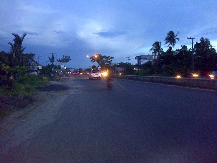 to Banjarbaru city
