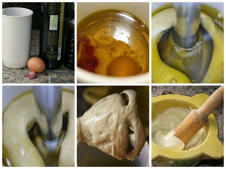 Éxito asegurado! Cocina Cómo hacer una mayonesa de ajo (alioli) con esta receta paso a paso y sorprende a tu familia. Recetas fáciles para cocinar rico y variado con poco dinero.