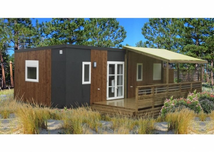Mobil-Home FAMILY ESPACE PRIVILEGE - 4 personnes - Camping Palmyre Loisirs