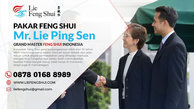 Get Connected: Twitter: http://twitter.com/liefengshui Linkedin: http://www.linkedin.com/in/ahlifengshui Personal Blog: http://ahlifengshuiindonesia.wordpress.com Facebook: http://www.facebook.com/ahlifengshuiindonesia Youtube: http://www.youtube.com/channel/UCuPZhEH9K_9X9xZJdoTr22A Tumblr: http://masterfengshui.tumblr.com Google+: http://plus.google.com/101475713318355795076 Other: http://gurufengshui.blogspot.com Instagram: http://www.instagram.com/liefengshui